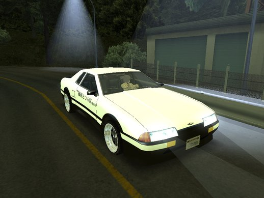 Initial D AE86 Paintjobs for Elegy