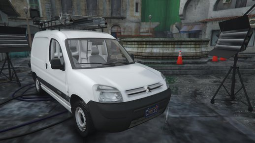 Citroën Berlingo I.2 v1.2 [Replace|Add-on|Template]