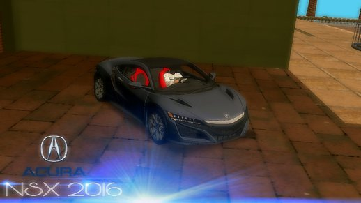 Acura NSX 2016 for Android