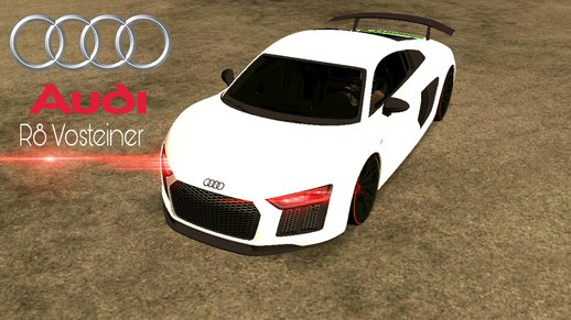 Audi R8 Vosteiner Mod For Android