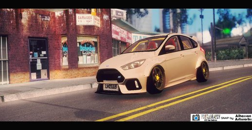 2017 Ford Focus RS Fifteen52 Bodykits