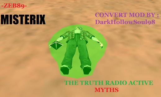 The Truth RadioActive (MISTERIX Zeb89)