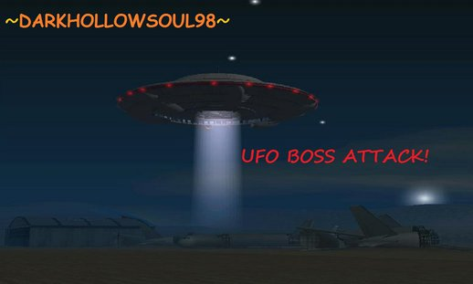 UFO BOSS MYTHS