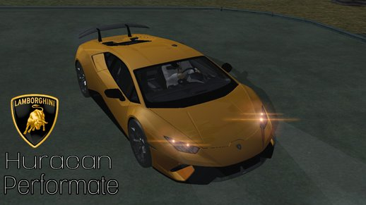 Lamborghini Huracan Performate For Android