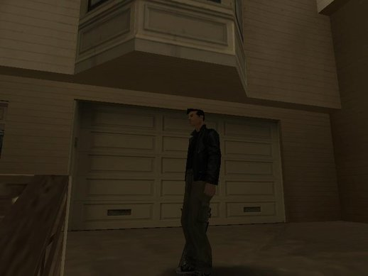 Claude for GTA San Andreas