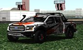 Ford Raptor 2017 Race Truck