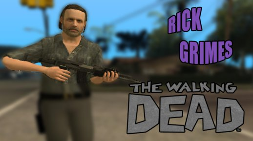 Rick Grimes from TWD