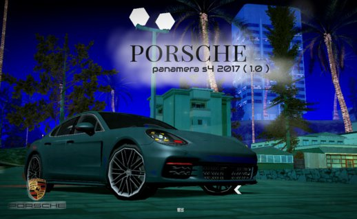 Porsche Panamera S4 2017 (1.0) (no txd) for android