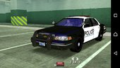 Ford Crown Victoria Police 2003 (no txd) for android