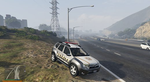 Renault Duster - LSSD (Lore Friendly) Police car