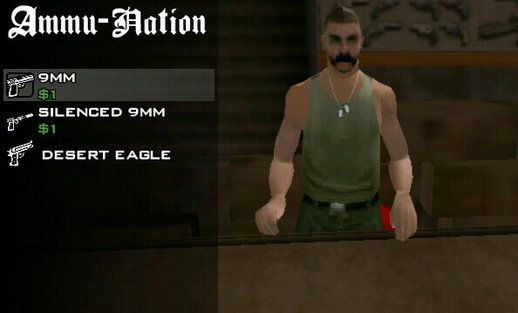 Sale At Ammu Nation V2 For Android