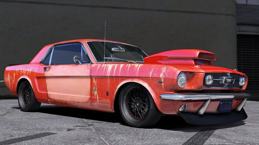 1965 Ford Mustang GT Mk.1 [Add-on]