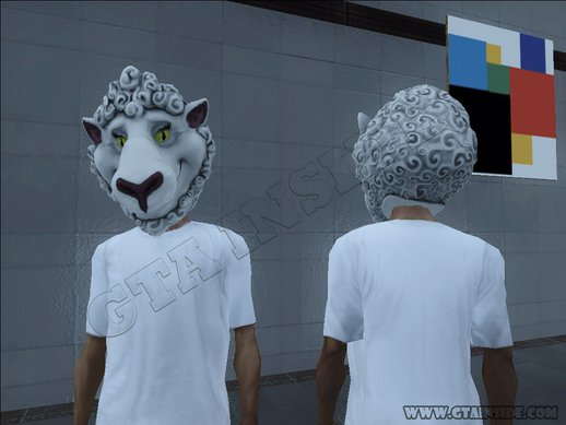 Mascots Masks v1.0 From Saints Row: The Third
