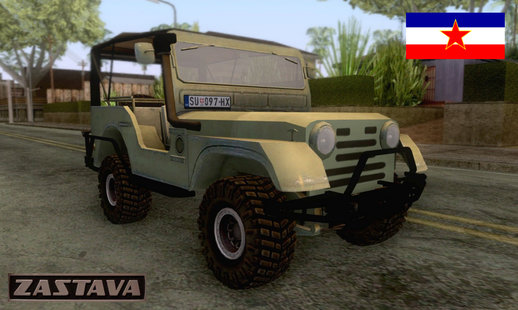 Zastava AR 55 OFF ROAD