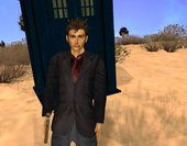 Tenth Doctor Skin (Doctor Who)