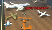 Soviet Airplane Mod Pack Android (dff only)