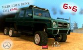 Mercedes Benz G63 AMG 6x6 (no txd) for android