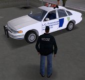 Ford Crown Victoria NOOSE Cruiser
