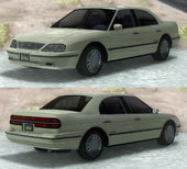 GTA IV Willard Solair Sedan v2