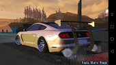Ford Mustang GT 500 Tuned no txd for Android