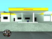 Doherty RimauOil Fuel Station
