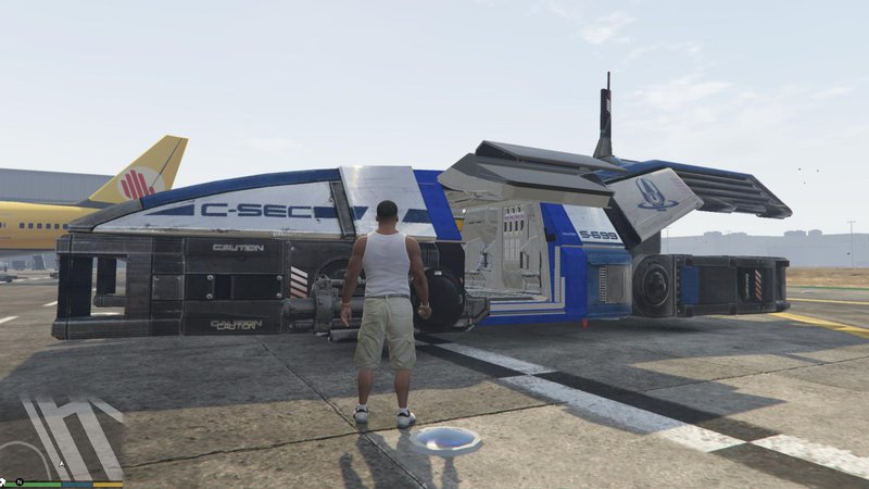 gta 5 space shuttle mission - photo #16
