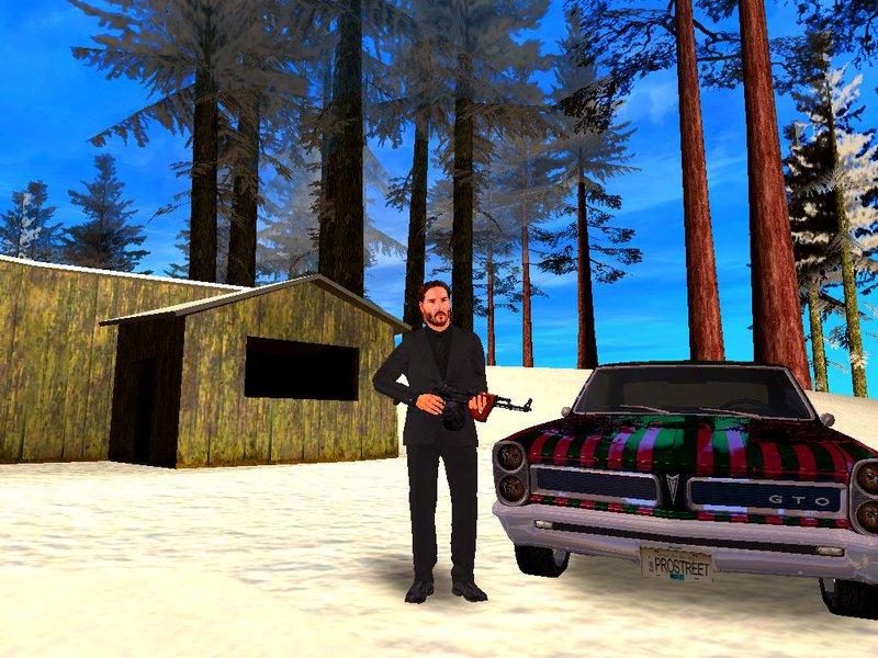 Gta San Andreas John Wick Mod Gtainsidecom
