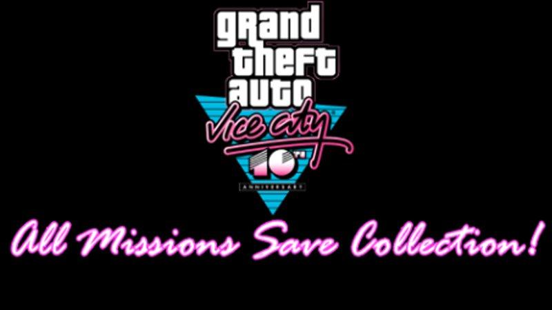 gta vice city save file demolition man android