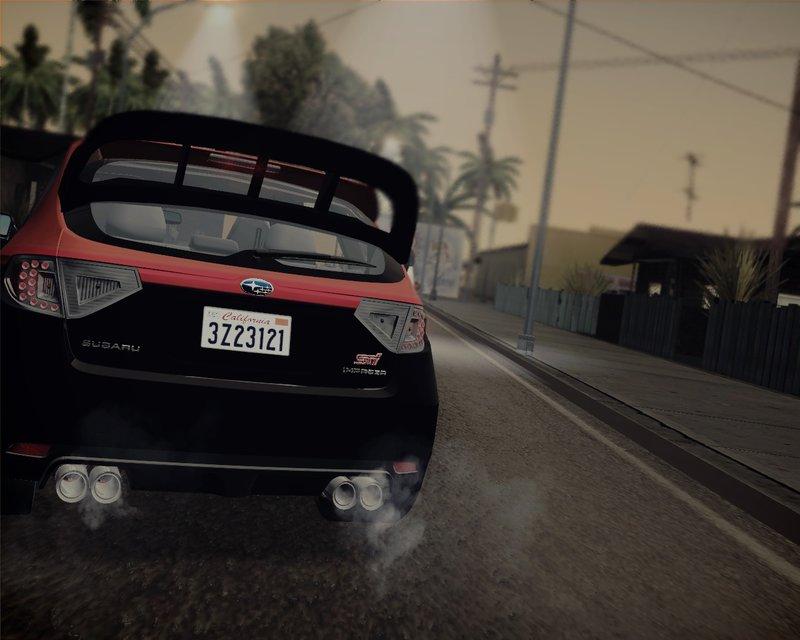 Subaru Impreza Wrx Sti Twin Turbo
