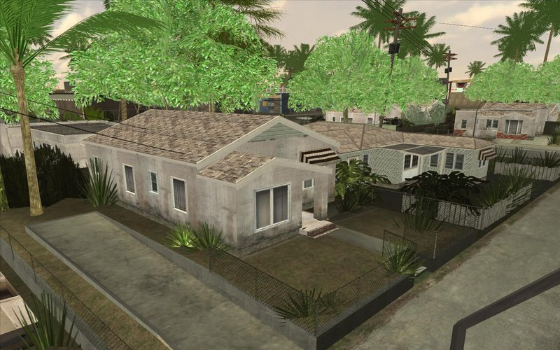 GTA San Andreas GTA 5 Houses Mod - GTAinside com