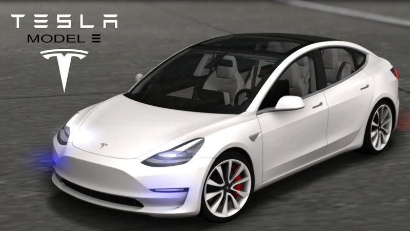I Present To You 2018 Tesla Model 3