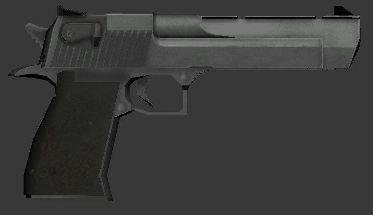 GTA San Andreas Desert Eagle COD4 Mod - GTAinside com