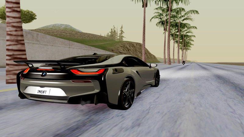 Gta San Andreas Bmw I8 Ac Schnitzer Acs8 Mod Gtainside Com