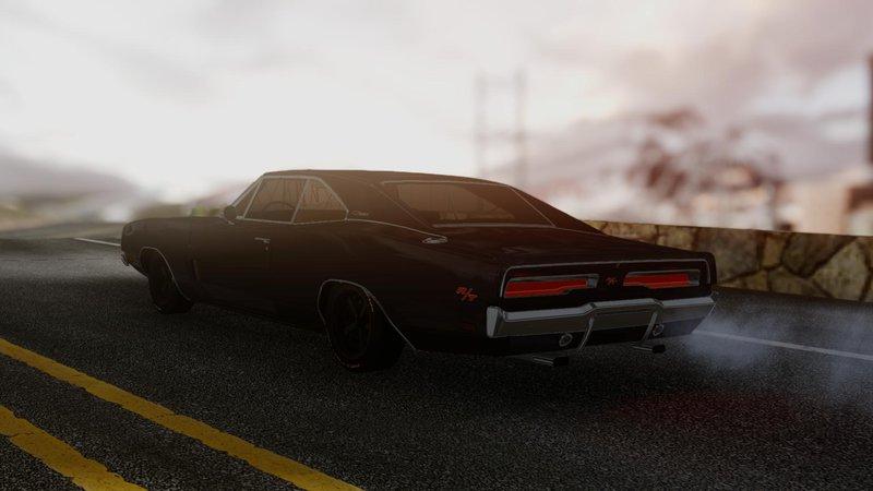 GTA San Andreas Dodge Charger RT 1969 Mod - GTAinside com