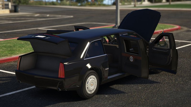 gta 5 cadillac the beast presidential state car add on. Black Bedroom Furniture Sets. Home Design Ideas