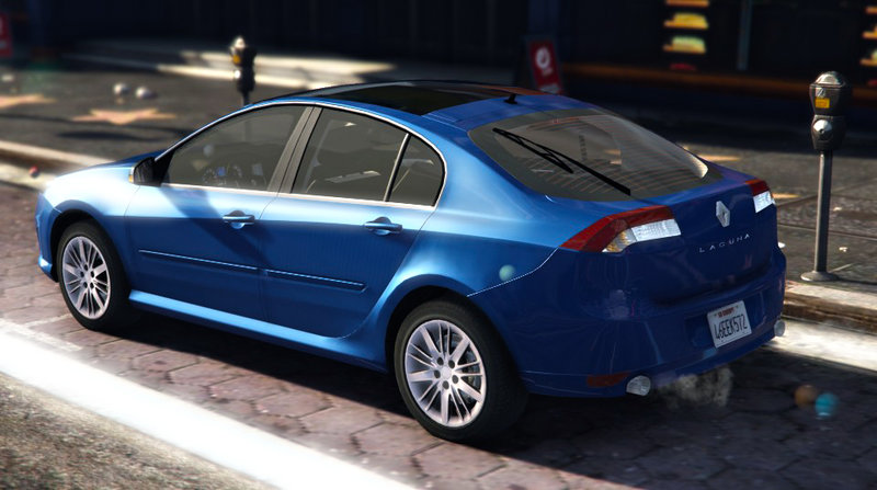gta 5 renault laguna iii 1 add on extras tuning mod. Black Bedroom Furniture Sets. Home Design Ideas