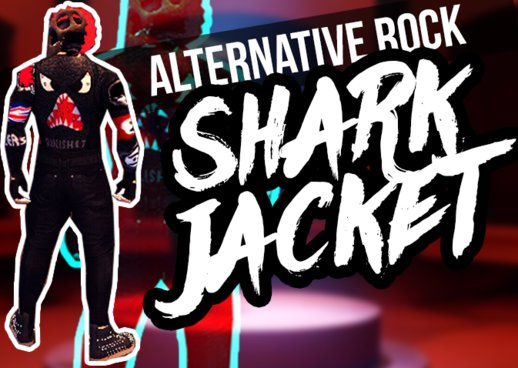 Rock Shark Jacket [Beta]