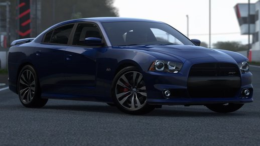 Dodge Charger SRT8 2012 Sound Mod