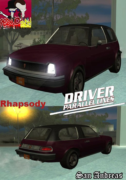 Rhapsody Paint Job Gta