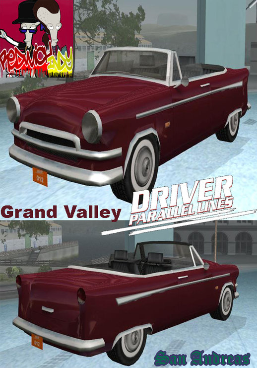 Driver PL Grand Valley V2