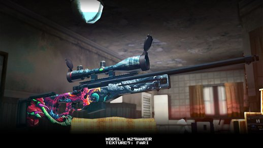 Hyper Beast Weapon Pack