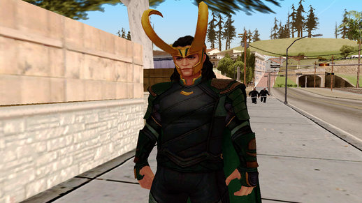 Marvel Future Fight - Loki (Thor: Ragnarok)