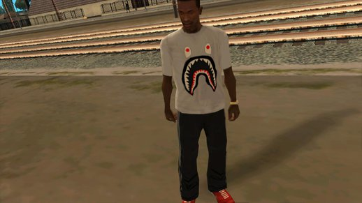 CJ Bape Shirt