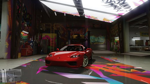 Ferrari 360 Modena 1999 (Add-On)