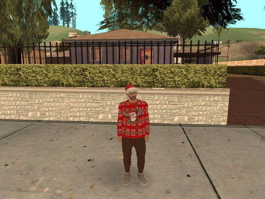 GTA Online Christmas Pack