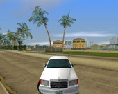 Mercedes Benz 560 SEL for GTA VC (v1.3)