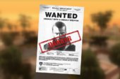 Niko Bellic Wanted Poster