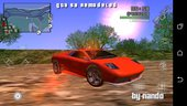 GTA V Pegassi Infernus v2 no txd for android