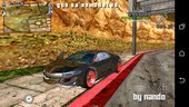 GTA V Dinka Jester no txd for android