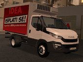 2014 Iveco Daily Transporter